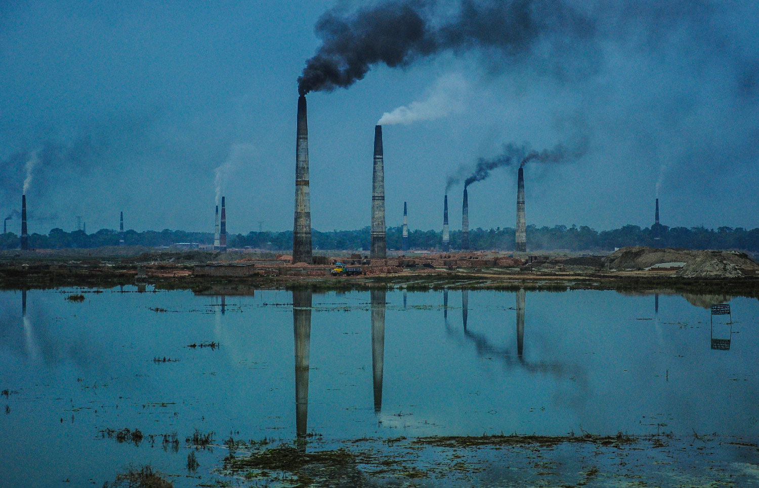 Issues of Environment & Climate change in Bangladesh