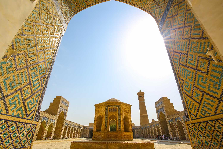 Uzbekistan- The Land of History