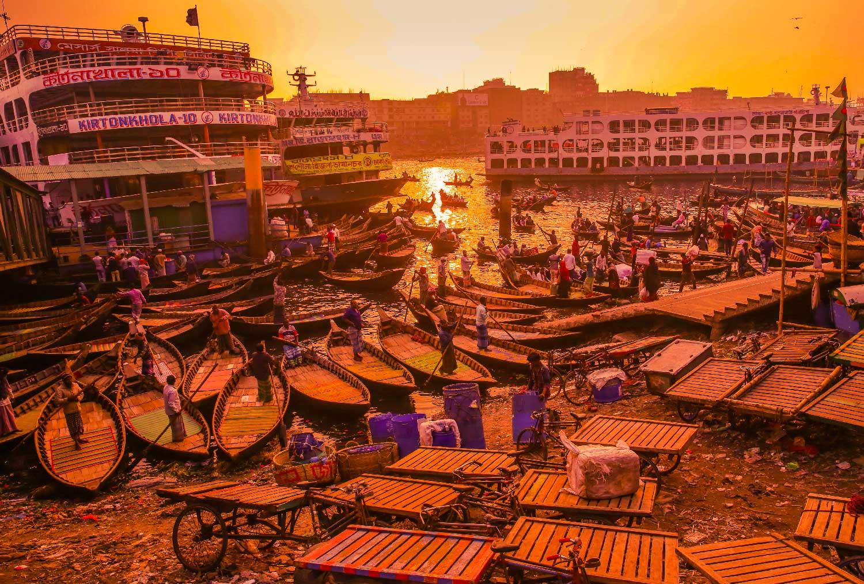 This is Bangladesh
