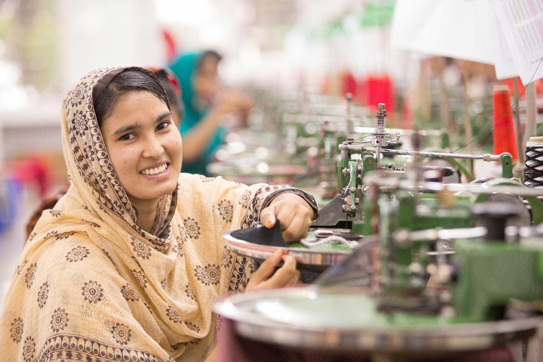 RMG- The Positive Bangladesh